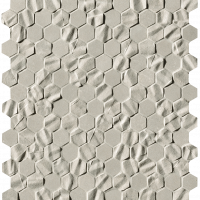 Bloom Grey StarE sagono Mosaico 29,5x32,5
