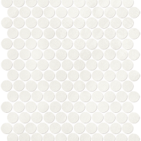 Color Now Ghiaccio Round Mosaico 29,5x32,5