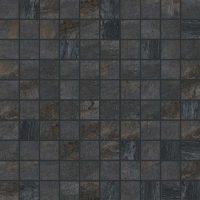 Mosaico Black 30x30 Matte