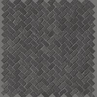 Maku Dark Gres Mosaico Anticato Spina Matt 30x30