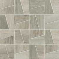 Fapnest Silver Slash Mosaico 30x30