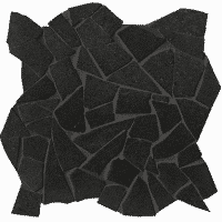 Nux Dark Schegge Mosaico Anticato 30x30