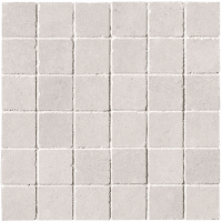 Nux White Macromosaico Anticato 30x30