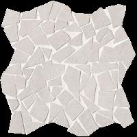Nux White Schegge Mosaico Anticato 30x30